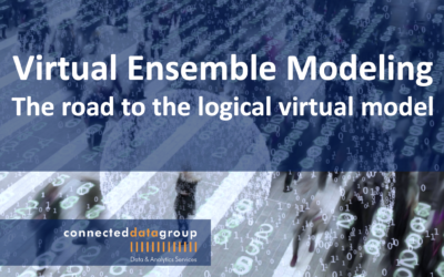 Data Virtualization and logical Virtual Ensembles