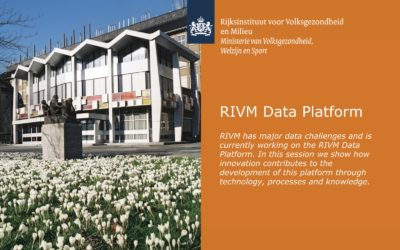 Nederlandse TIBCO Innovation Day – RIVM Data Platform