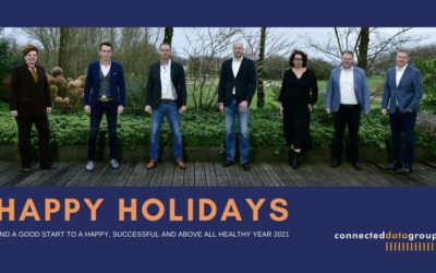 Connected Data Group wishes you Happy Holidays!