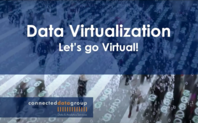 TIBCO NOW 2020 presentation on Data Virtualization