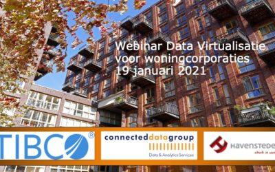 Webinar Data Virtualisatie voor woningcorporaties