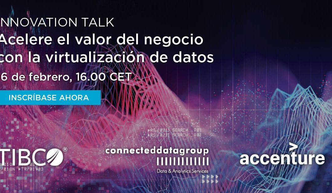 TIBCO Data Virtualization Innovation Talk – España