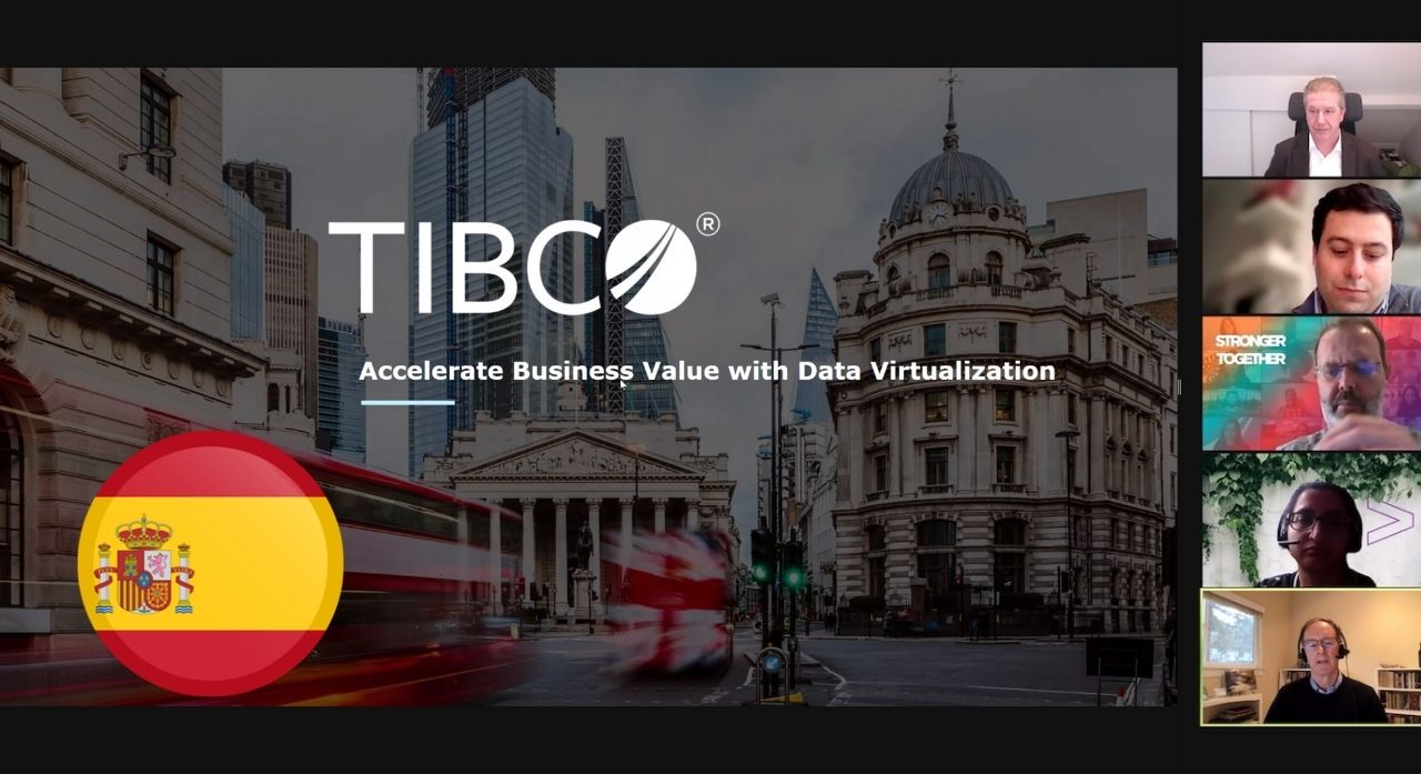 TIBCO Spain 2021-02 Connected Data Group