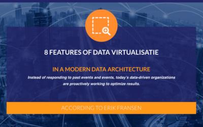 8 characteristics of Data Virtualization in a modern Data Architecture