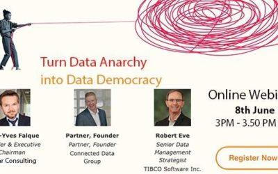 Turn Data Anarchy into Data Democracy
