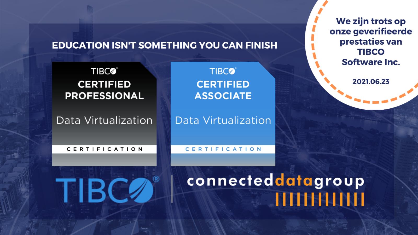 TIBCO Partner Certification Day - NL
