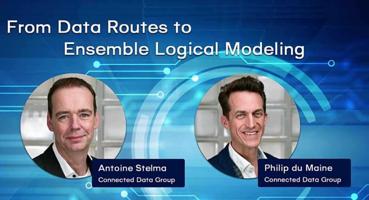 Global Data Summit Antoine Stelma en Philip du Maine